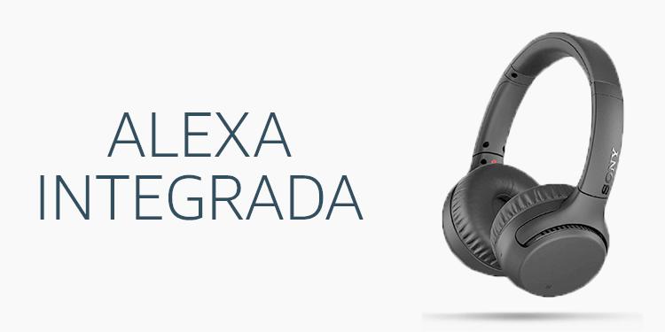 Fones com Alexa Integrada