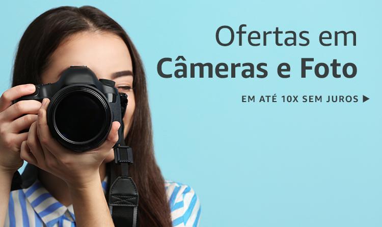Ofertas em Câmeras e Acessórios