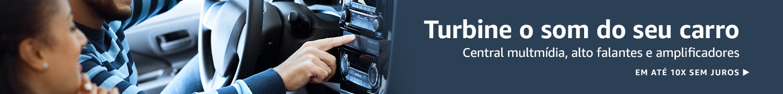 Turbine o som do seu carro