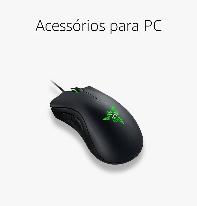 Acessórios para PC Gaming