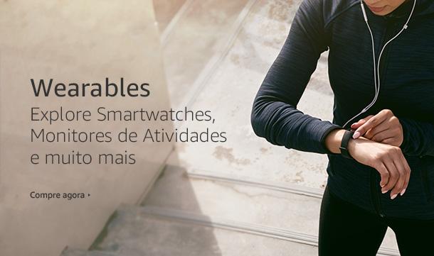 Smartwatches e Monitores de atividades