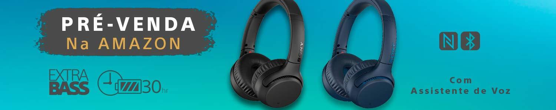 Pré-venda Headphone Sony