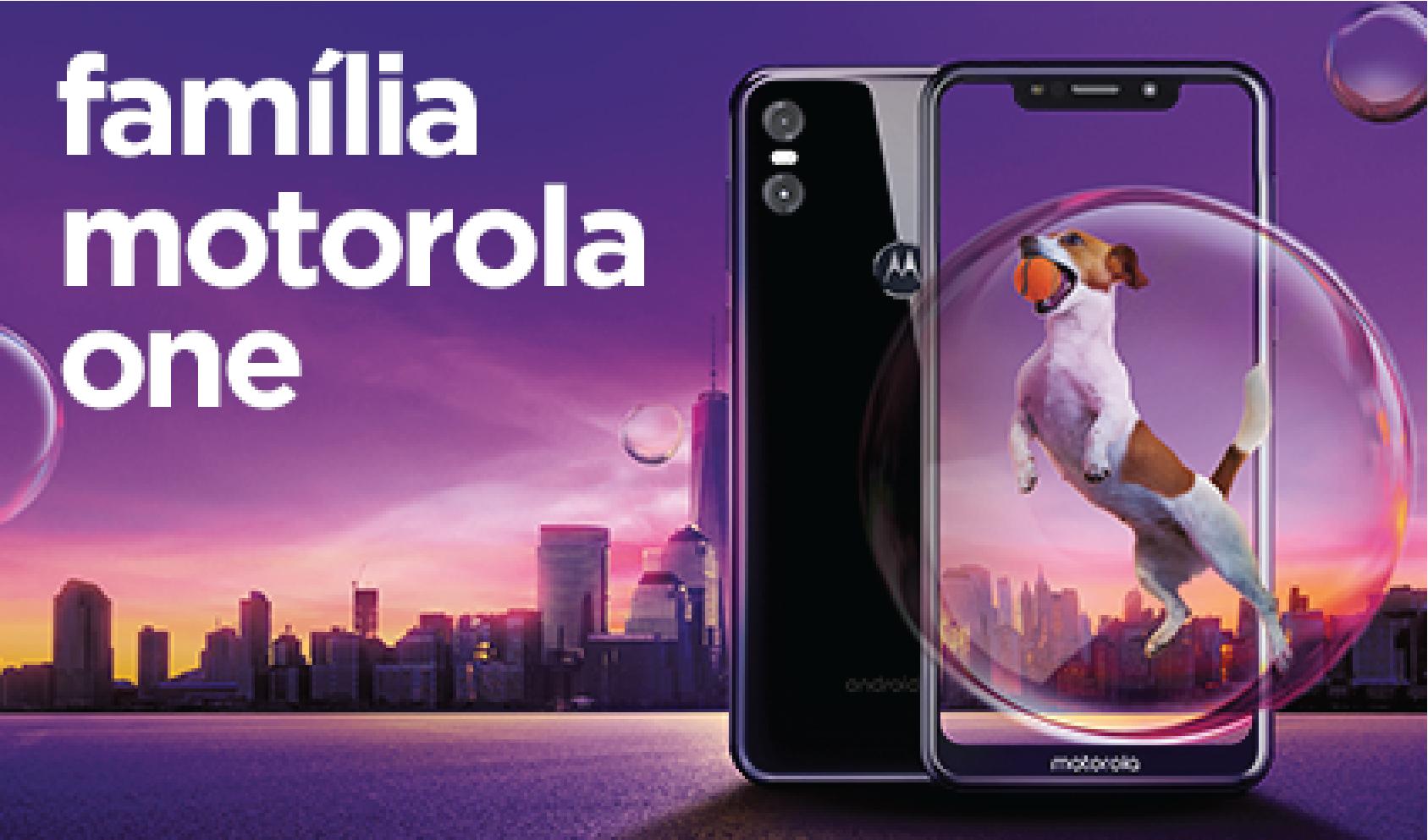 Família Motorola One