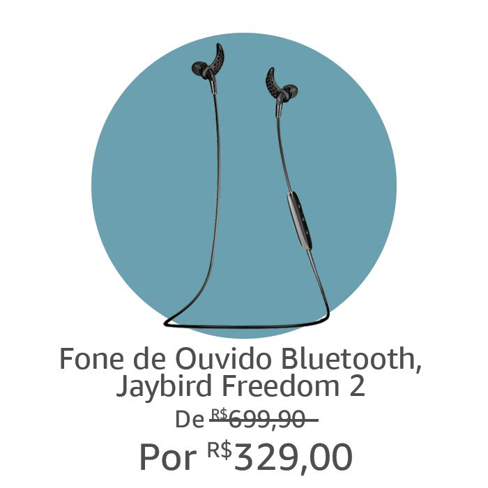 Jaybird | Por R$ 329,00