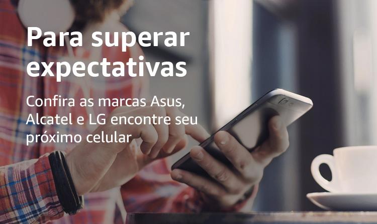 Asus, LG, Alcatel