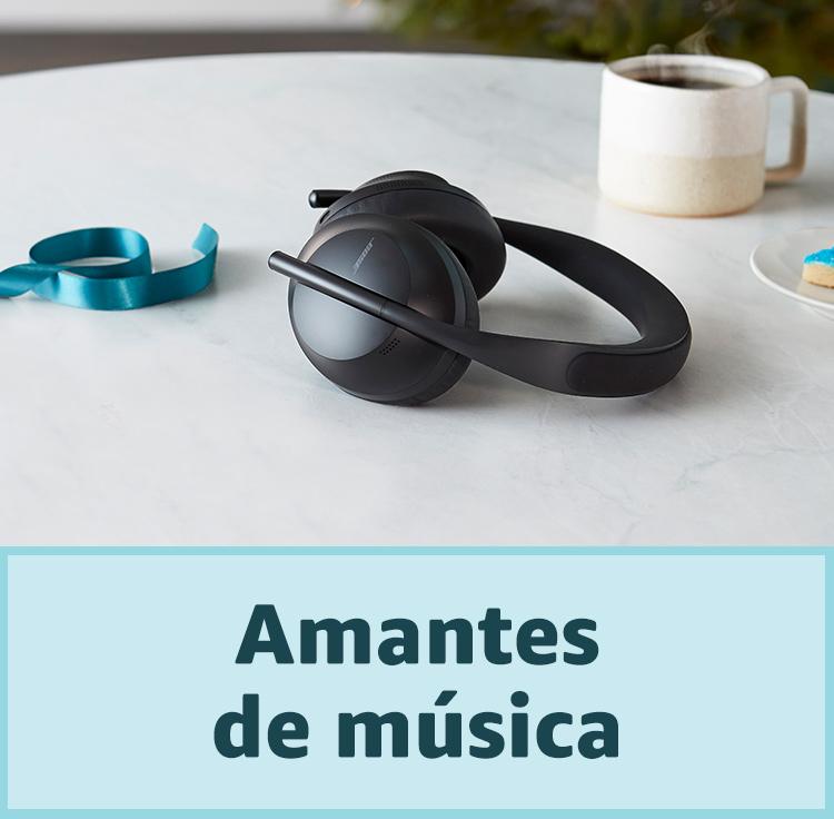 Amantes de música