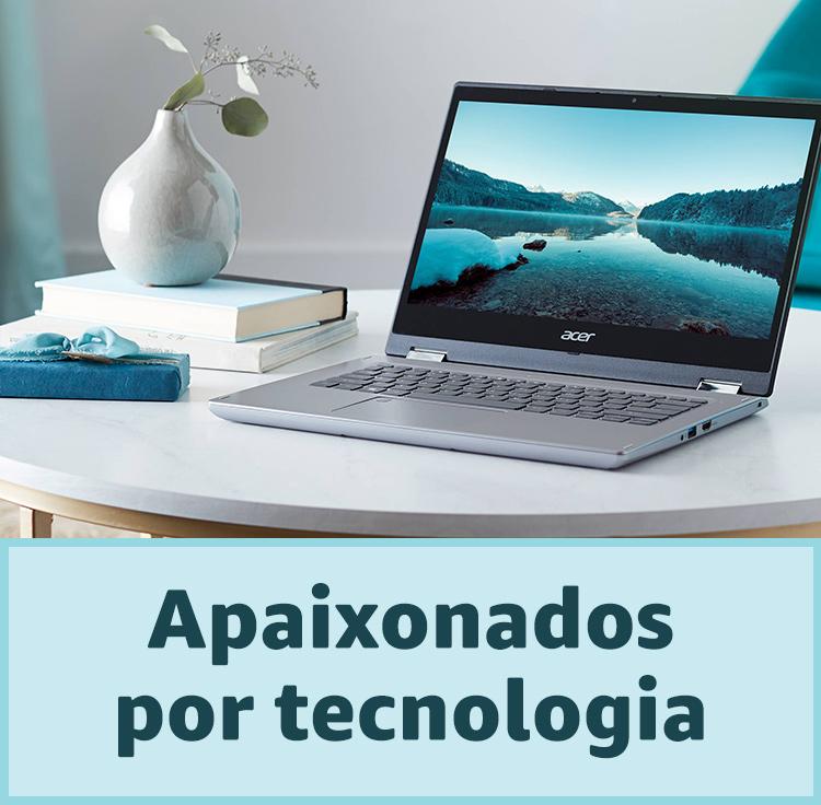 Apaixonados por tecnologia