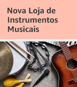 Nova Loja de Instrumentos Musicais