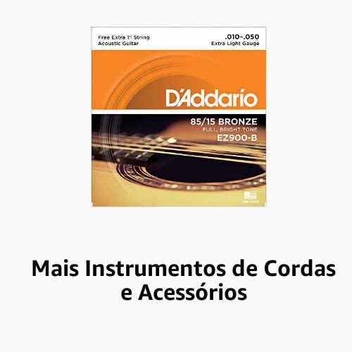 Mais Instrumentos de Cordas e Acessórios