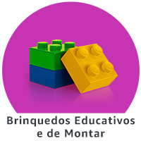 Brinquedos Educativos e Montar