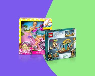 Ofertas em Brinquedos e Jogos