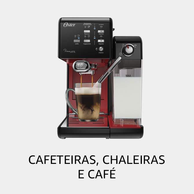 Cafeteira e Chaleira