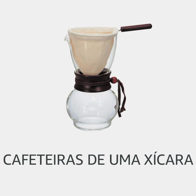 Cafeteiras de Uma Xícara