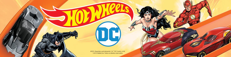 Hot Wheels DC