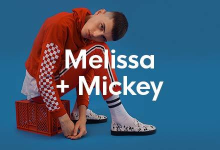 Melissa + Mickey