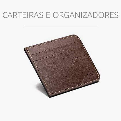 Carteiras e Organizadores