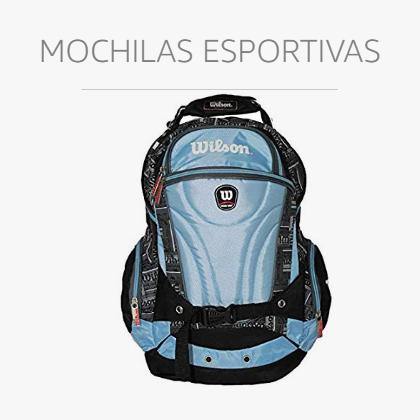 mochilas esportivas