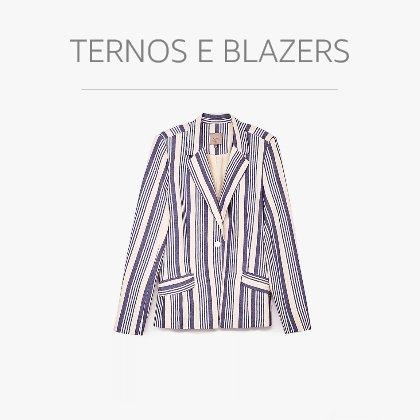 Ternos e Blazers
