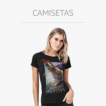 30c060f48c Moda na Amazon.com.br  Camisetas e Blusas