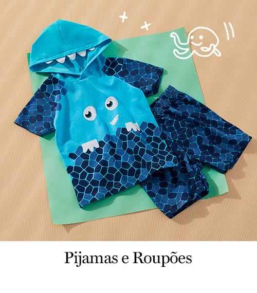 Pijamas e Roupões