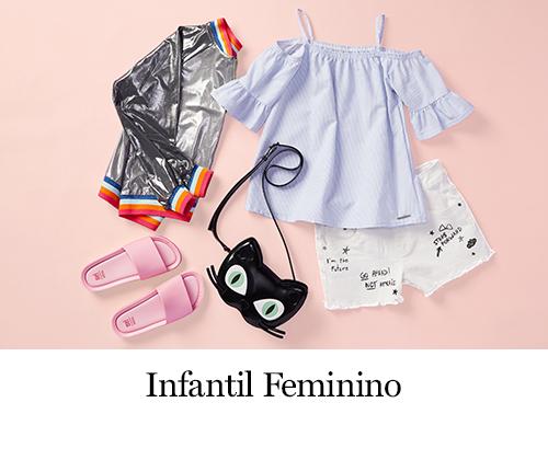 Infantil Feminino