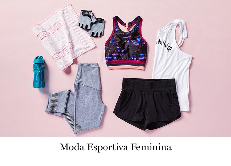 Moda Esportiva Feminina