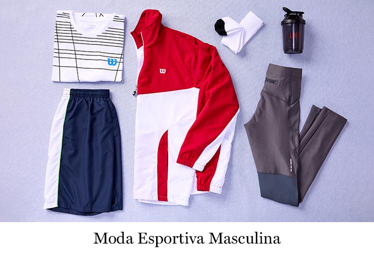Moda Esportiva Masculina