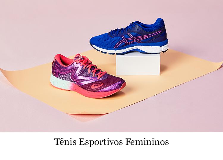 Tenis esportivos femininos