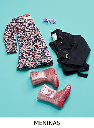 Moda para meninas