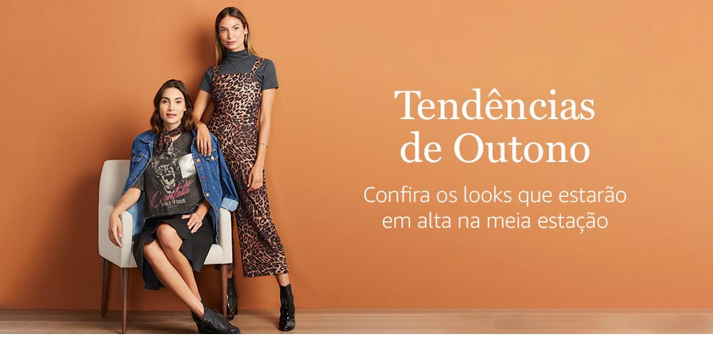 6d7e8f2d3 Moda Feminina na Amazon Brasil