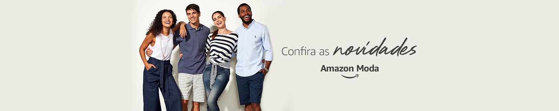 Novidades na Amazon Moda