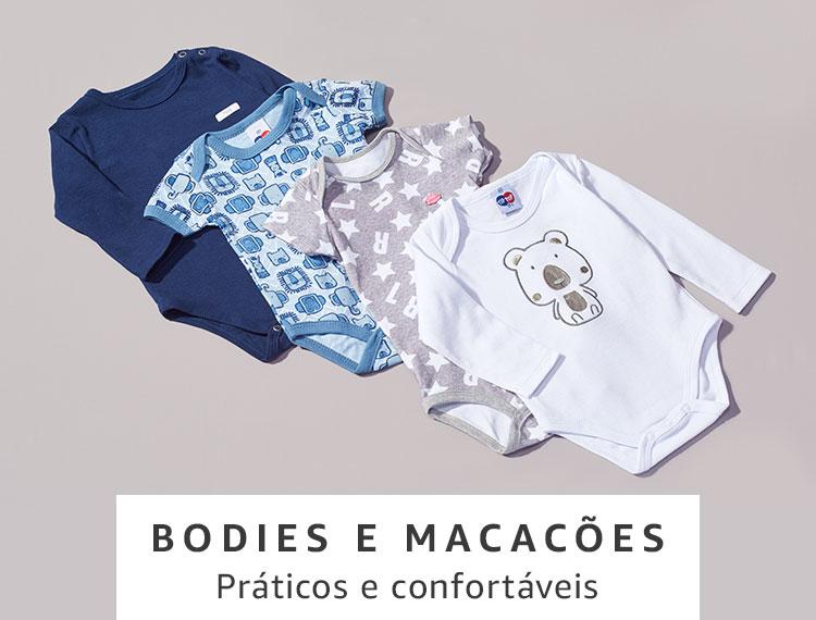 Moda Básica Bebês