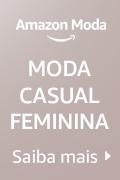 Moda Casual Feminina