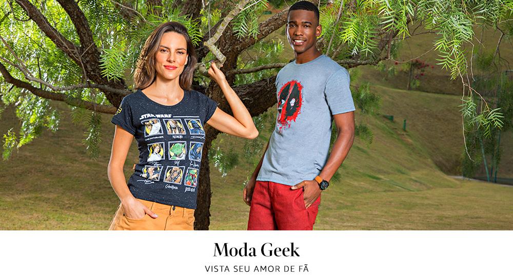 Moda Geek - Vista seu amor de fã
