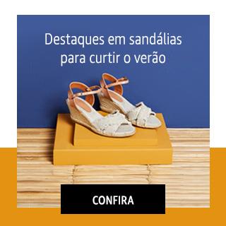 Sandálias Verão
