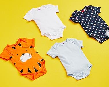 Moda Bebê até R$ 99