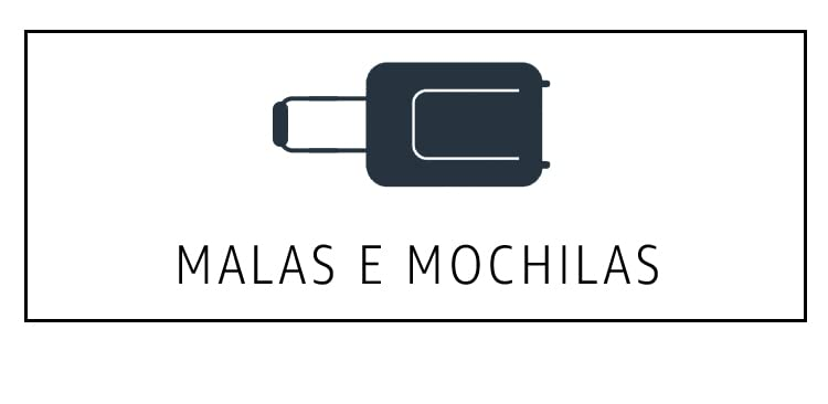 Malas e Mochilas