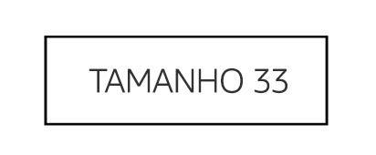 Tamanho 33