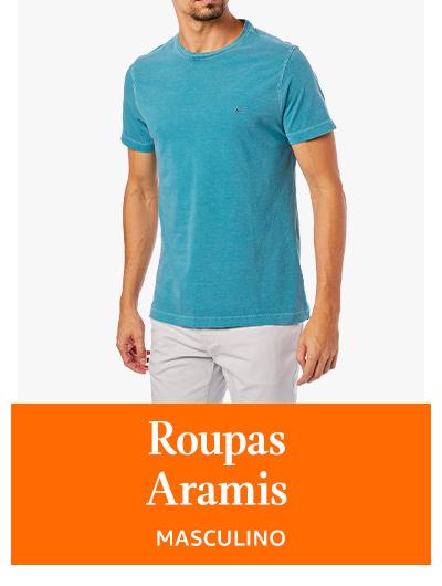 Roupas Aramis