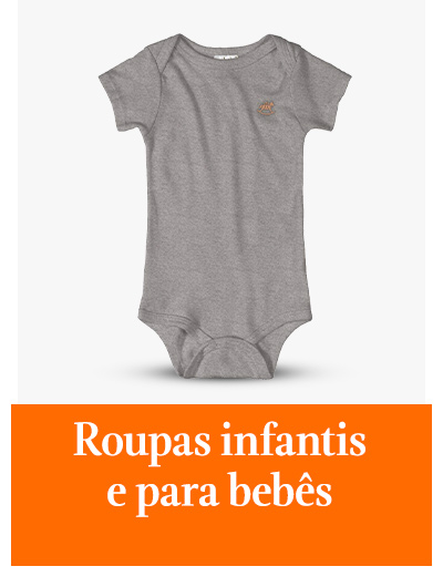Roupas infantis e para bebês
