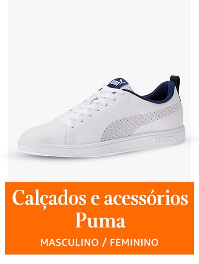 Calçados e acessórios Puma