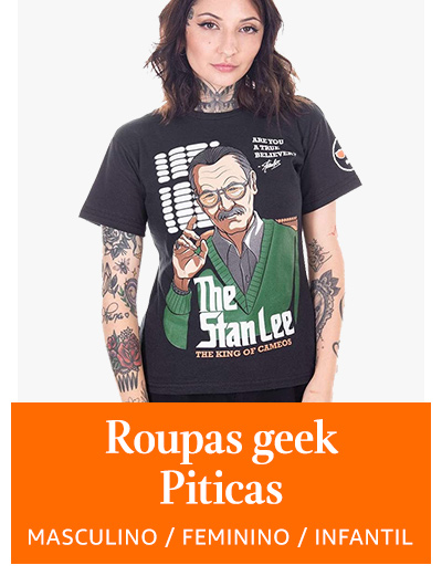 Camisetas e bodies Piticas