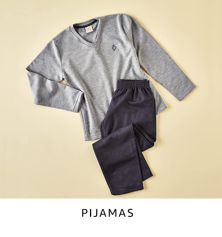 Pijamas Meninos