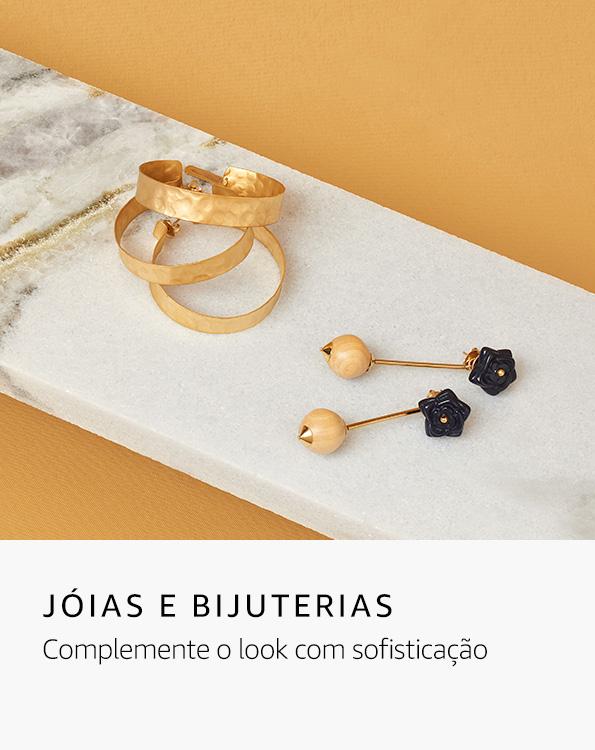 Jóias e bijuterias