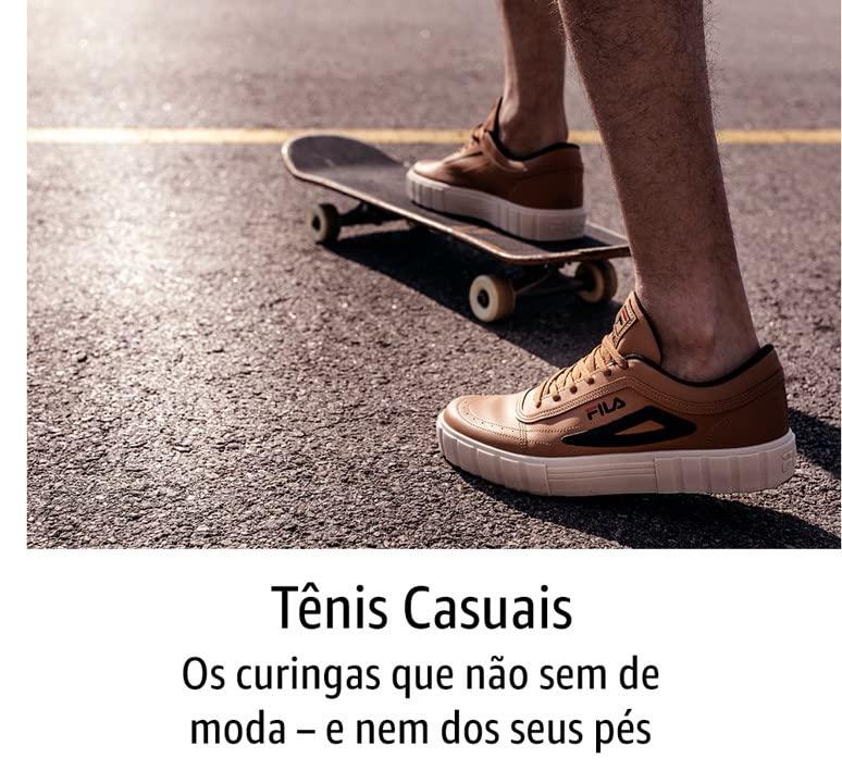 Tênis casuais que não saem de moda e nem dos seus pés