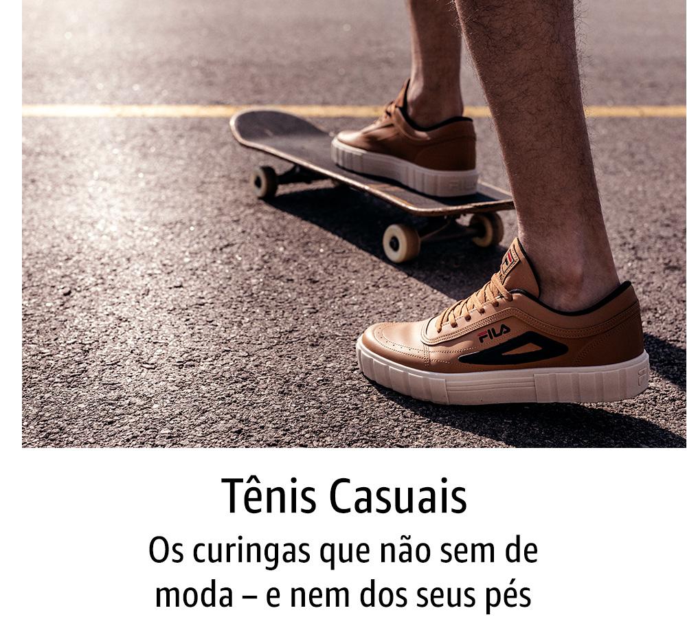 Tênis Casuais: os curingas que não saem de moda - e nem dos seus pés