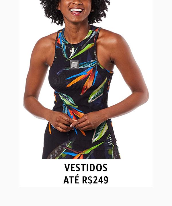Vestidos até R$249