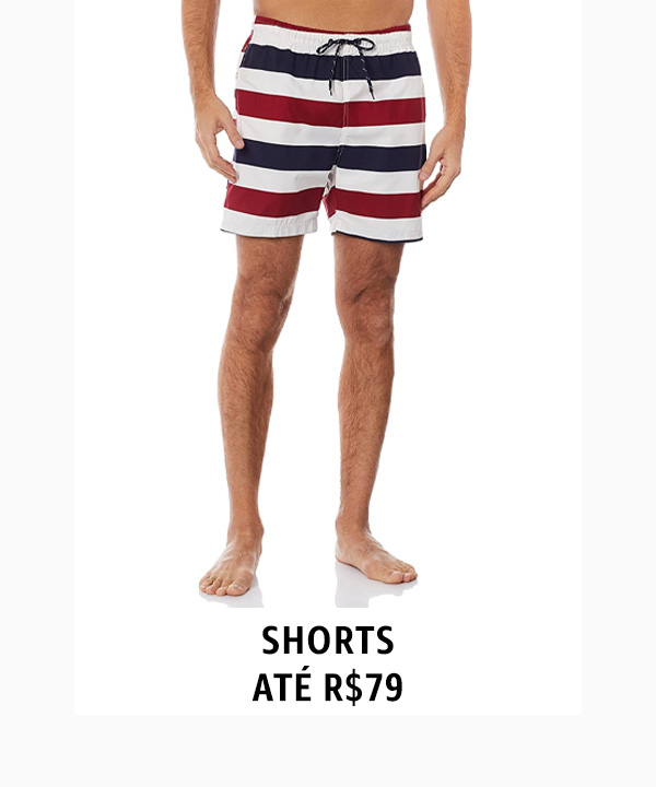 Shorts até R$79