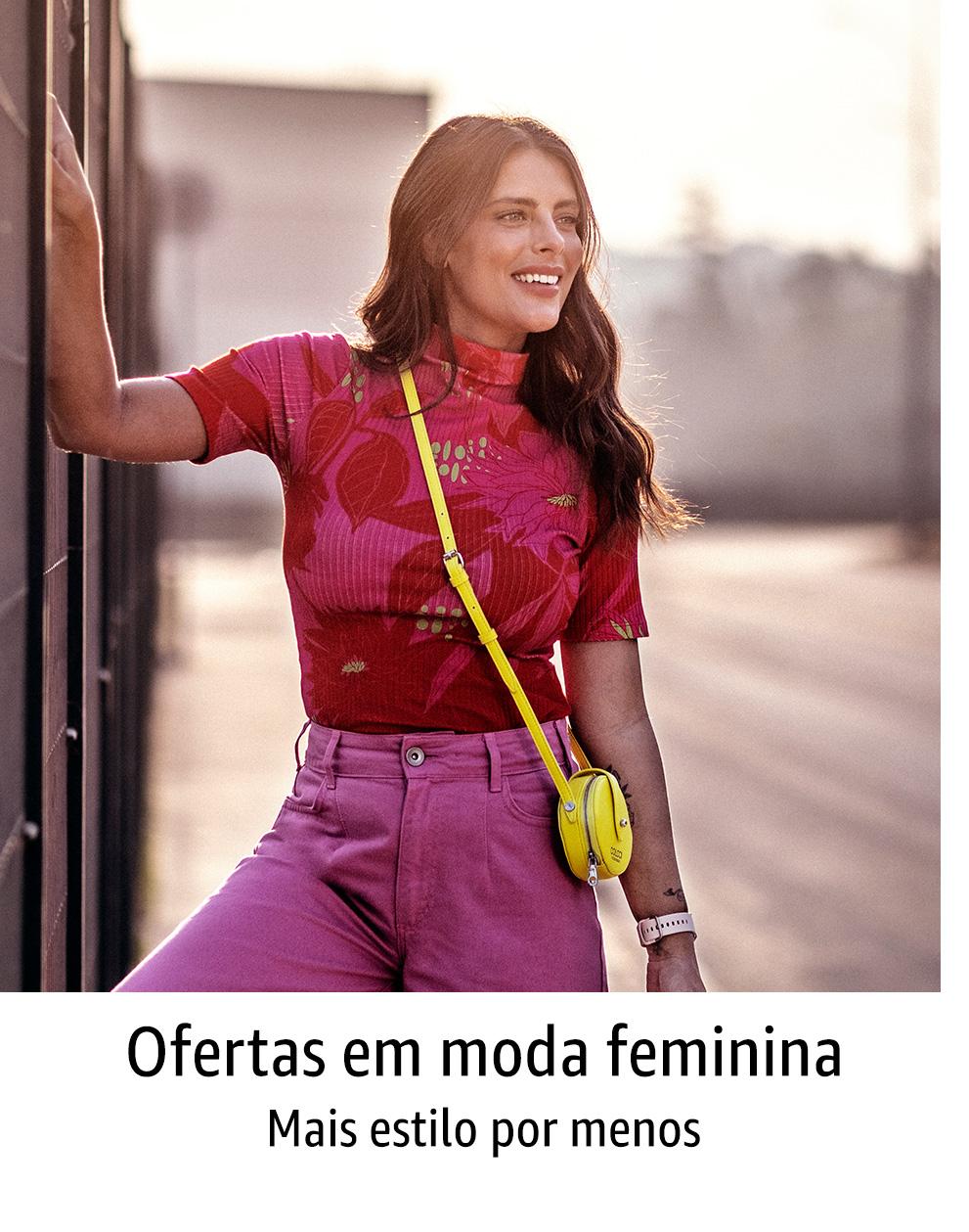 Ofertas em Moda Feminina