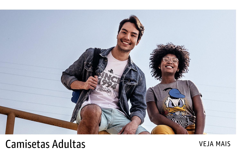 Camisetas Adultas